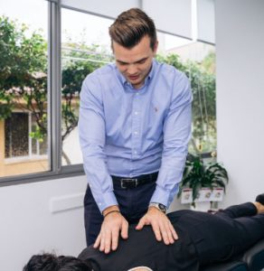 adult chiropractor
